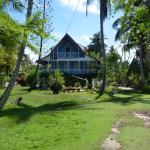 Islander House on Rocky Cay Beach, San Andrés