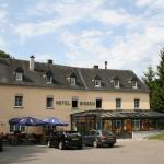 Hotel Bissen, Heischtergronn