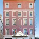 Hotel Comté de Nice, Nice
