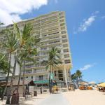 Castle Waikiki Shore Beachfront Condominiums,  Honolulu