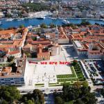 Roman Forum Apartments, Zadar