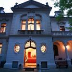 Hotel U Svatého Jana, Prague