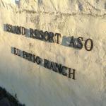 El Patio Ranch, Aso