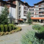 Winslow Infinity and Spa Alexander Services Apartments, Bansko