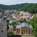 Villa Rosa, Karlovy Vary