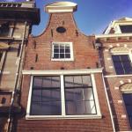 Teylers Apartment anno 1608,  Haarlem