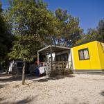 Adriatic Kamp Mobile Homes Zaton, Nin
