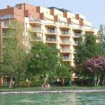 Galerius Golden Beach Apartment,  Siófok