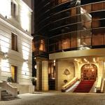 Nobil Luxury Boutique Hotel,  Chişinău