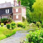 Hotel Pictures: Au Fil de l'Eau, Colleville