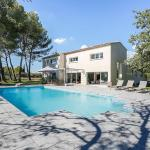 Squarebreak - Country house in Aix-en-provence, Puyricard