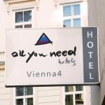 AllYouNeed Hotel Vienna4, Vienna