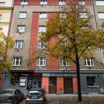 Apartment Lucemburská, Prague
