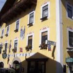 酒店图片: Gasthof zur Post, Taxenbach