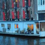 Pantheos Top Houseboat, Amsterdam