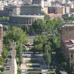 Opera House ave. Sayat-Nova,  Yerevan