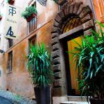 Locanda degli Antiquari, Rome