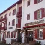 Hôtel Juantorena,  Saint-Étienne-de-Baïgorry
