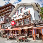 Hotel Pictures: Eiger Guesthouse, Mürren