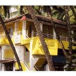 Casa Amarela, Agonda