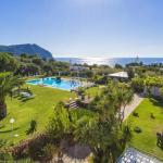 Hotel Corona,  Ischia
