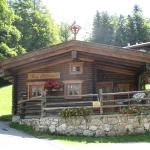 Ferienwohnung Almbrünnerl, Ruhpolding