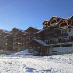 Hotel Pictures: La Dame Blanche, Puy-Saint-Vincent