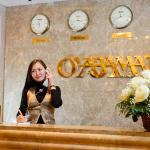 O Azamat, Astana