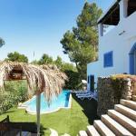 Hotel Pictures: Villa in San Rafael I, Sant Rafael de Sa Creu