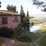 Apartment in Volterra IX, Montelopio
