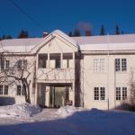 Flathus gård, Noresund