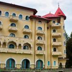 Hotel Cerna, Băile Herculane
