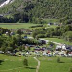 Folven Camping, Hjelle