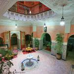 Riad Essaoussan, Marrakech