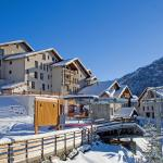 Hotel Pictures: La Lauza, Valmeinier
