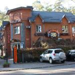 Hotel Gostynnyi Dvir, Bucha