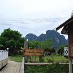 Banana Bungalow, Vang Vieng