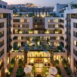 Ajouter une évaluation - Mandarin Oriental, Paris