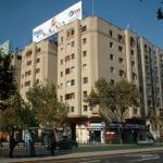 Residencial Plaza Italia, Santiago