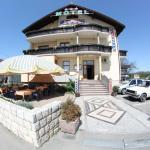Hotel Pictures: Motel MaxiMilian, Lužani