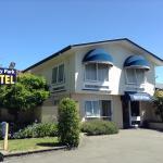 Hagley Park Motel, Christchurch