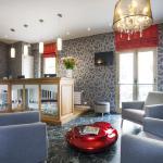 Hotel Charlemagne,  Neuilly-sur-Seine
