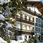 Chalet / Pension Alber,  Sankt Anton am Arlberg