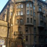 Dom Pertsova, Saint Petersburg