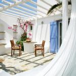 Golden Beach Hotel & Apartments, Tinos Town