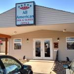 All American Inn and Suites, Wheatland