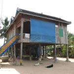 Isanborei Homestay 8, Kâmpóng Chheutéal
