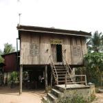 Isanborei Homestay 3, Kâmpóng Chheutéal
