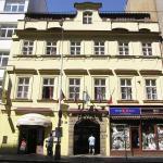 Hotel U dvou zlatých klíčů,  Prague