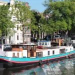 A358 Amstel - B&B on a Houseboat,  Amsterdam